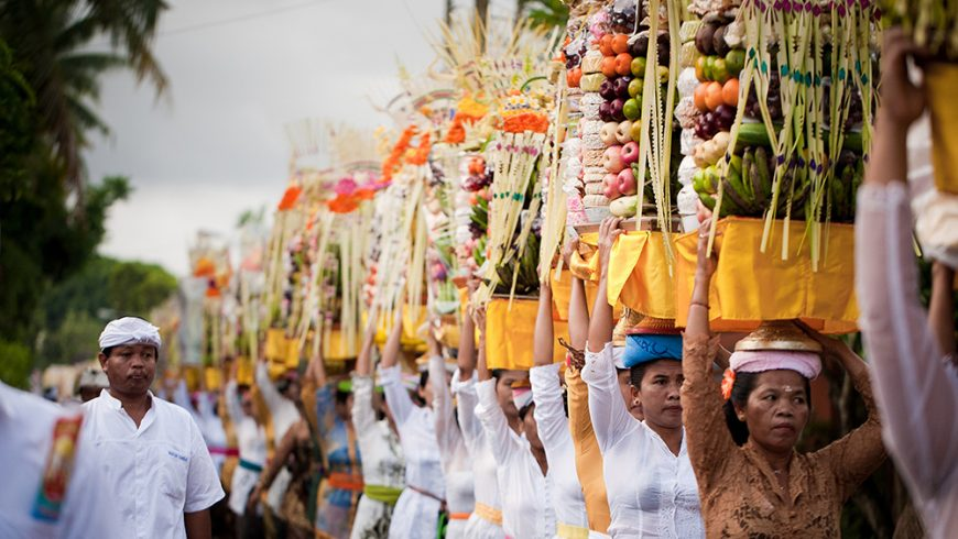 Galungan – one of the biggest religious festivals in Bali