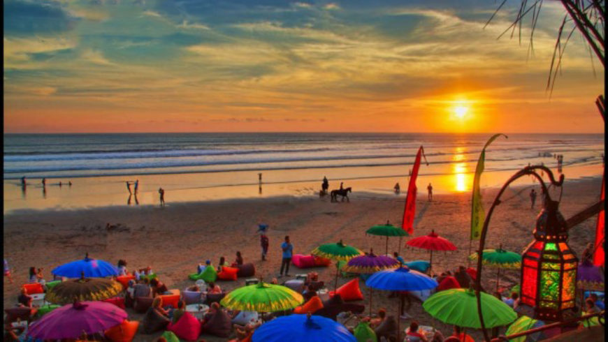 Bali is Paradise Island in a beautiful world
